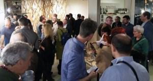 Máis de 120 persoas nas presentacións da D.O. Monterrei en Bilbao e Santander