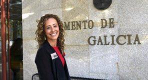 Noela Blanco pide que se inicien os trámites para declarar ao Entroido vianés festa de interese turístico nacional
