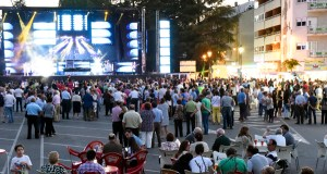 A orquestra Marbella porá o broche musical ao día grande das Festas de Santa Rita