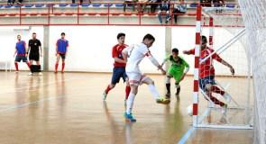 O Pizarras Los Tres Cuñados FS golea ao colista e asegura a praza para a Copa do Rei