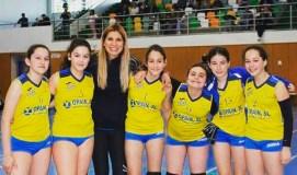 O CV Ribeira Sacra xogará a fase final do campionato galego alevín