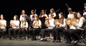 Orixinal concerto didáctico do Conservatorio e da Escola de Música do Barco para os colexios da vila