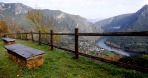 Serra da Enciña da Lastra, paisaxe mediterránea única en Galicia