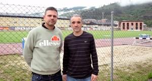 O C.D. Barco comeza unha nova etapa con Manolo Pérez e Barba ao fronte do corpo técnico