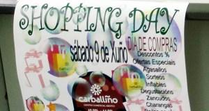 """48 establecementos comerciais e hostaleiros participan mañá no """"shopping day"""" organizado polo CCA"""