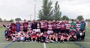 As Afiadoras de Ourense, campioas galegas de fútbol gaélico mixto