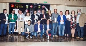 Colleita de Grandes Ouros e premios Ampelos para as DD.OO. da Galicia interior