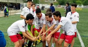 Os equipos do Barco dominan as finais do X Torneo de fútbol