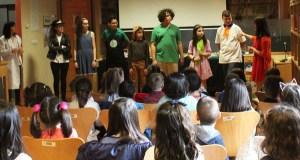 Teatro na Biblioteca de Verín cos personaxes de Scooby-Doo