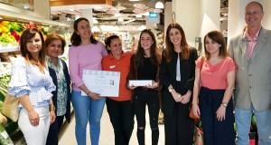 Un establecemento do Grupo Cuevas recibe un dos premios do certame Comercio con talento