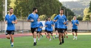 O C.D. Barco comeza en Calabagueiros a pretempada 2018/2019