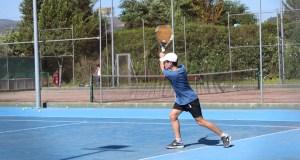 """O torneo """"Oupen"""" trae a Ourense a figuras nacionais e aos mellores tenistas de Galicia"""