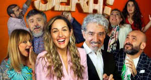 Sergio Pazos, actor convidado en Malo será! que chega este xoves a Verín