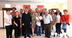 Nova agrupación socialista en Trives con Ángel Sabín como presidente