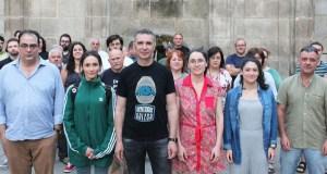 Luis Seara encabezará a lista do BNG en Ourense nas municipais