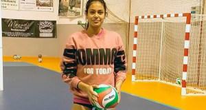 Nova convocatoria para Carolina Camino, desta volta coa selección española de voleibol sub17 para o Torneo Internacional WEVZA