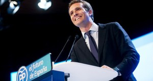 Presenza galega no novo comité executivo nacional popular de Pablo Casado