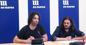 Davide Rodríguez e Antón Sánchez piden que o novo Plan Forestal sexa debatido no Parlamento galego