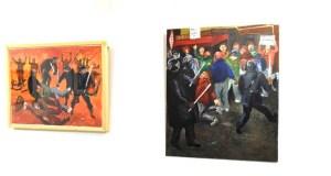 """A mostra """"Crónica de maio-París 1968"""", do barquense Jesús Díaz, chega a Muros"""