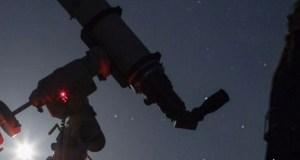 Observación do eclipse de lúa e orientación baixo as estrelas en Trevinca
