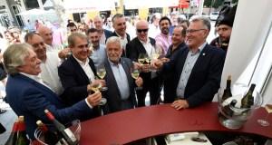 A XXXI Feira do Viño de Valdeorras cobra vida en Viloira (O Barco)
