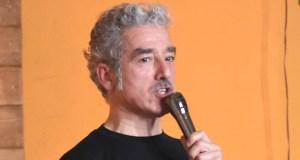 Cita co humor de Sergio Pazos en Trives o 13 de xullo