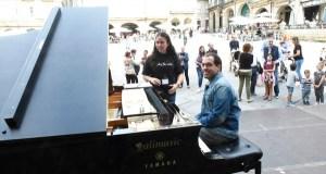 O II Piano Meeting encherá Ourense de concertos na rúa
