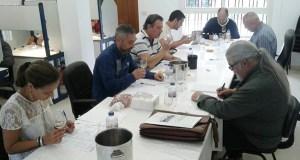 Cata de preselección de viños para as Distincións Gallaecia na D.O. Valdeorras