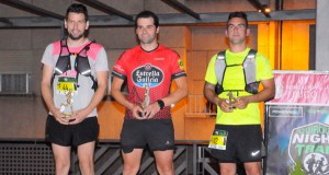 Felipe Castro imponse nos 21km do III Night Trail Quiroga