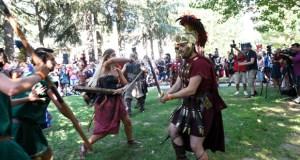 O pasado romano de Xinzo, a carón do río Lethes, na XVIII Festa do Esquecemento