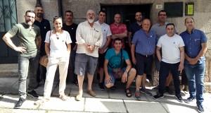 """O Consello Regulador da D.O. Ribeiro acolle unha cata previa á concesión das """"Distincións Gallaecia 2018"""""""