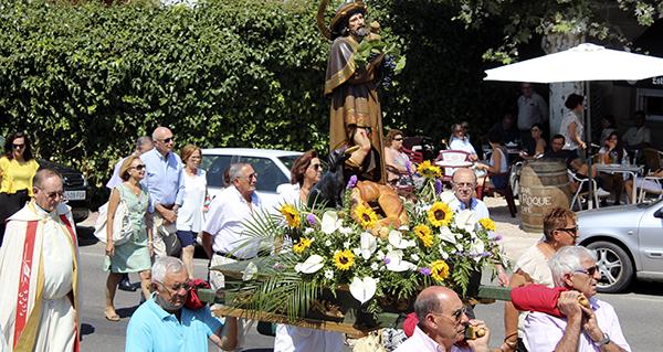 San Roque regresa á súa capela na Rúa Vella