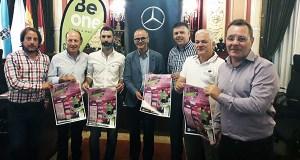 Barcelona, Atl. de Madrid, Atl. de Bilbao, Deportivo, Porto e Vitoria de Guimaraes, no III torneo alevín de fútbol 7 de Ourense
