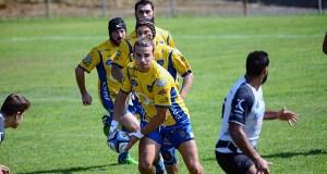 O Campus Universitario Ourense Rugby prepárase para o comezo da liga contra Kaleido Vigo