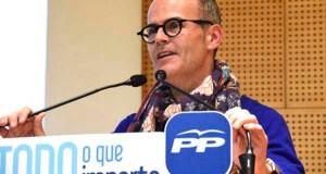 Jesús Vázquez volverá ser candidato do PP á alcaldía de Ourense