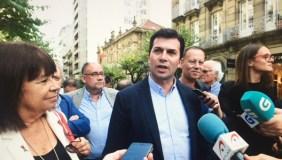"""""""Abrimos un curso político cun compoñente electoral en eleccións europeas e municipais"""""""