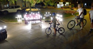 enBarcArte, onde a arte se palpa na rúa