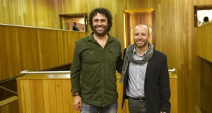 En Marea pide no Parlamento un estudo para detectar os topónimos deturpados na sinalética viaria de Galicia