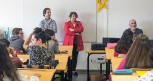 Medio cento de estudantes de secundaria de Verín participarán nunha iniciativa promovida polo FIC Vía XIV