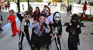 Festa de Samaín-Halloween no CEIP Julio Gurriarán do Barco