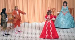 O Catre Teatro e Gargallada actúan esta fin de semana XI Mostra de Teatro Amador do Carballiño
