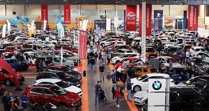 Expourense pecha a fin de semana con máis de 7.000 visitantes no Salón do Automóbil Novo