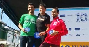 """O valdeorrés Alejo Ares (Adas), terceiro na carreira popular """"Coruña 10"""""""