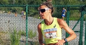 A valdeorresa Eva Arias, entre os 28 atletas galegos que están no top 5 absoluto do ránking nacional