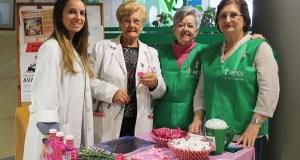 A AECC de Valdeorras celebra o Día Mundial contra o Cancro de Mama