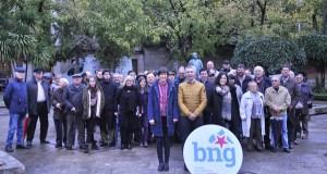 Ana Pontón presenta a Luís Seara como candidato do BNG á alcaldía da cidade de Ourense