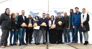 A Asociación de Produtores de Aceite e Aceituna de Galicia recoñece o apoio de persoas e institucións ao sector