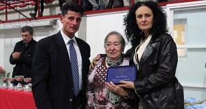 O Barco lembra a José Luis Puente nun emotivo campionato de karate
