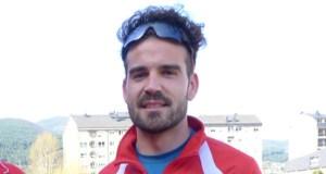 O valdeorrés Alejo Ares enceta a tempada de cross en Atapuerca (Burgos)