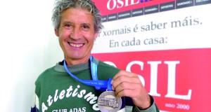 O valdeorrés Luis Nogueira, entre os galardoados nas Distincións ao Mérito Deportivo de Galicia 2018